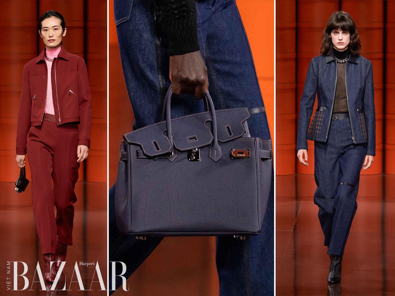 Hermès Thu Đông 2021   Xem trọn bộ sưu tập 2