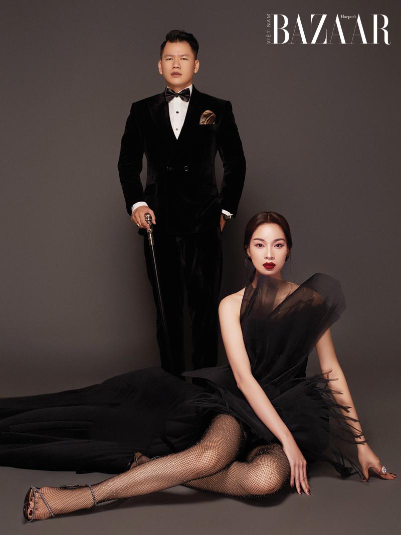 Hoàng Minh Hà tiết lộ lý do vì sao chọn Coco Thùy Dung là nàng thơ