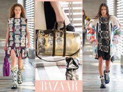 Louis Vuitton Thu Đông 2021: Hy Lạp – La Mã trỗi dậy