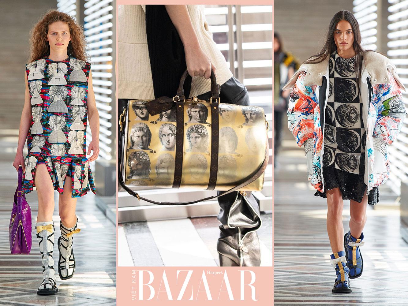 Louis Vuitton Thu Đông 2021   Xem trọn bộ sưu tập 2