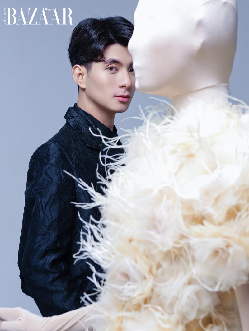 NTK Nguyễn Minh Công kỷ niệm 5 năm làm nghề với sách ảnh thời trang