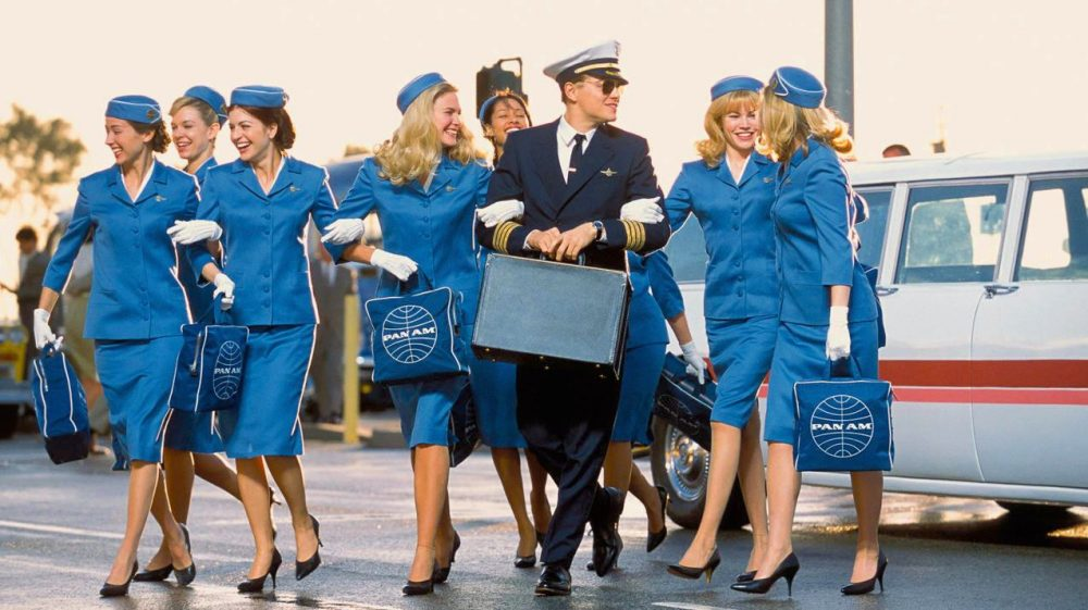 Những bộ phim hay của Leonardo DiCaprio: Catch me if you can 2002