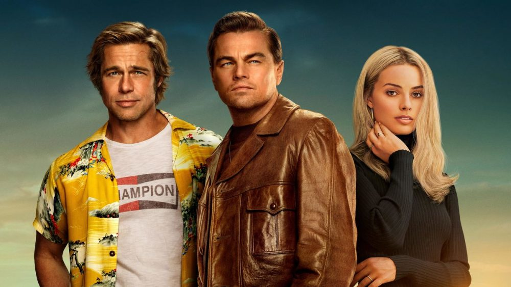 Những bộ phim hay của Leonardo DiCaprio: Once Upon a Time in Hollywood 2019