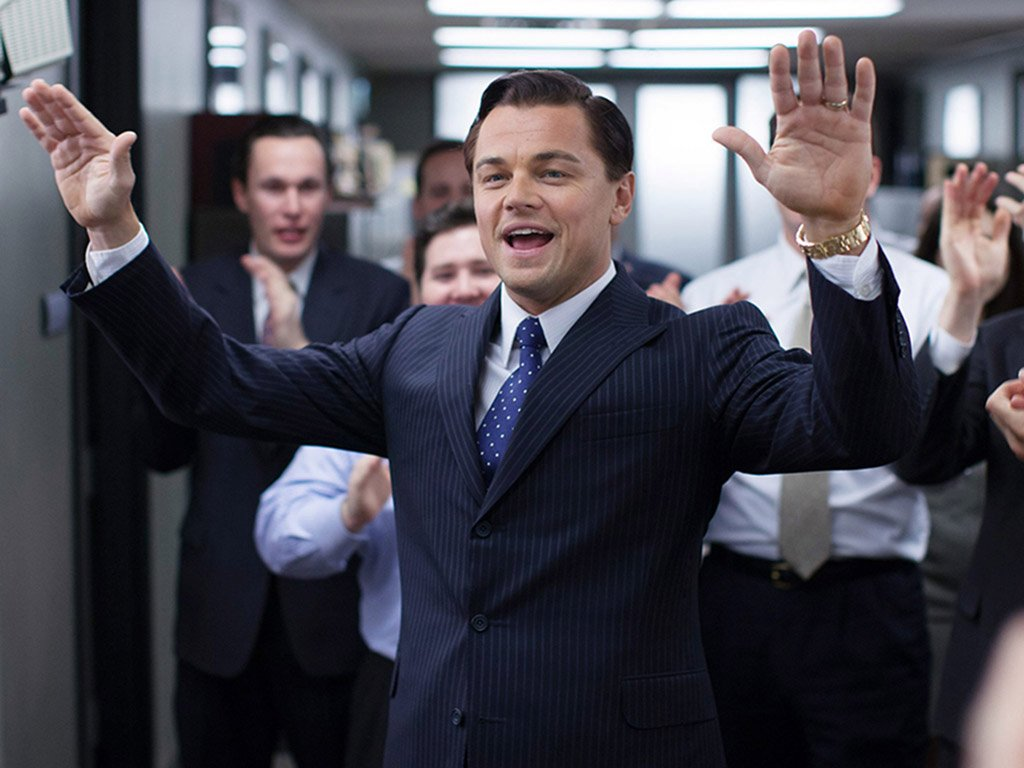Những bộ phim hay của Leonardo DiCaprio: The Wolf of Wall Street 2013