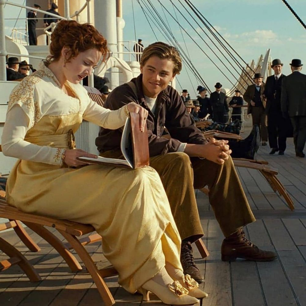 Những bộ phim hay của Leonardo DiCaprio: Titanic 1997
