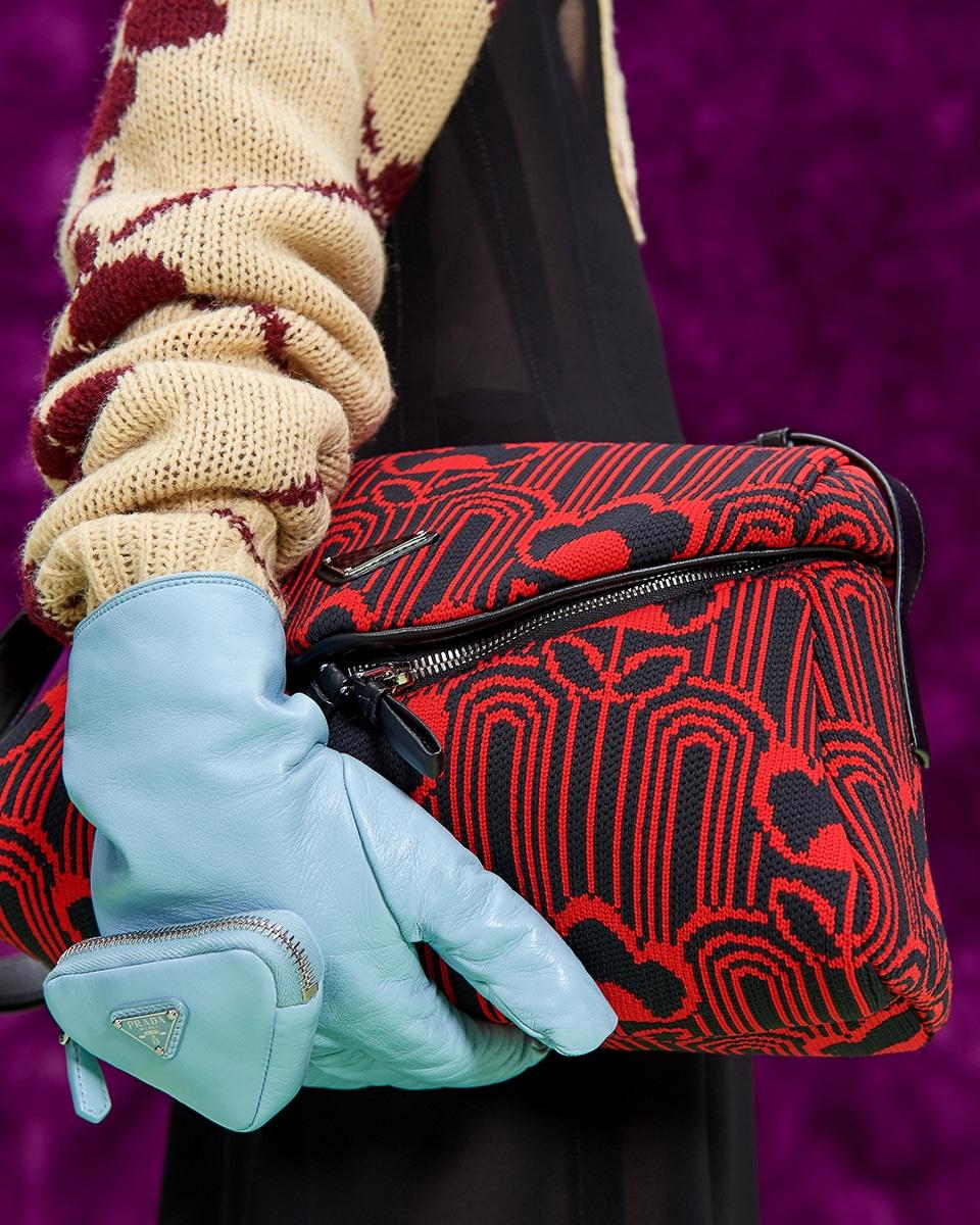 Túi xách, giày và trang sức Prada mùa Thu Đông 2021 có gì mới? 11