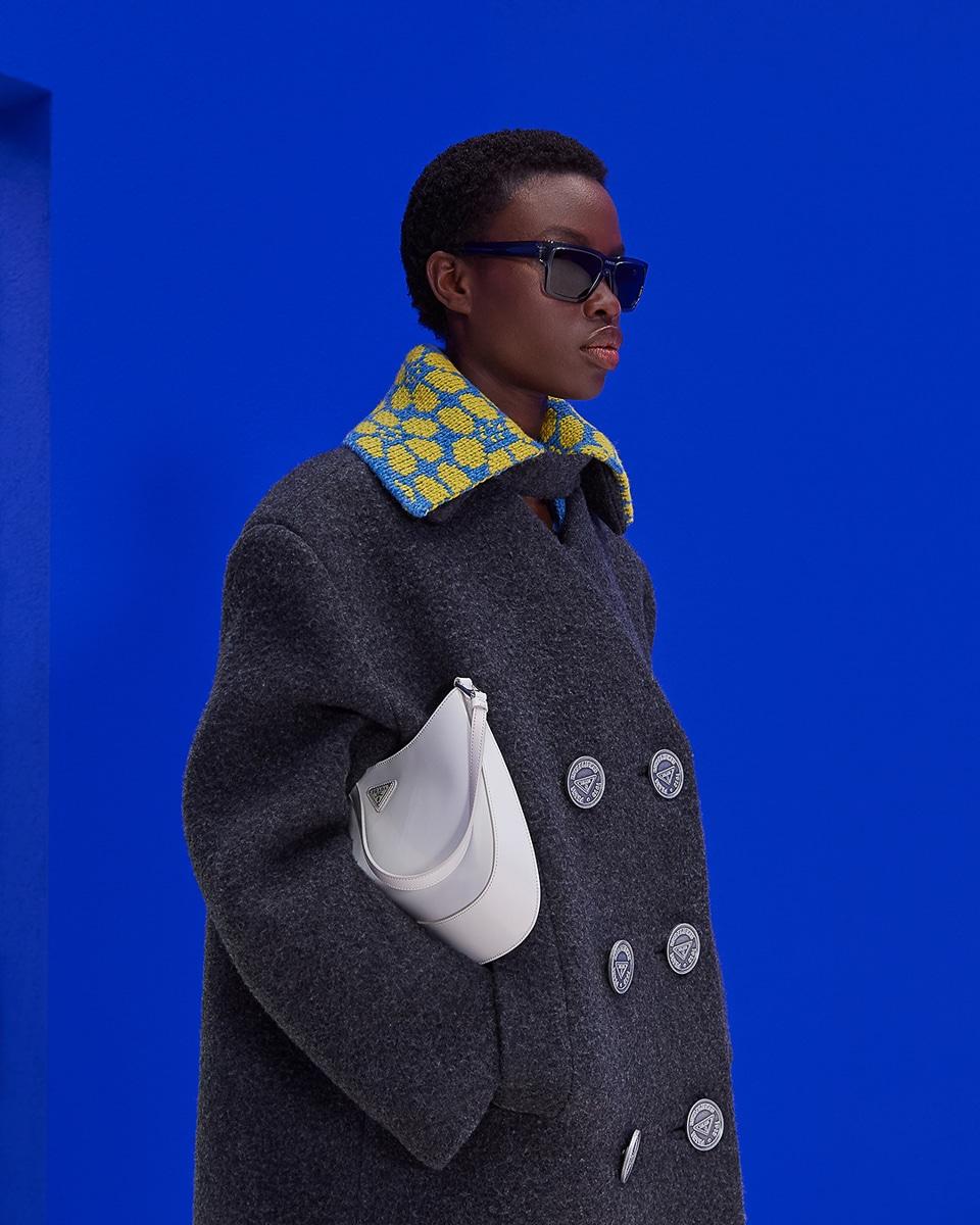 Túi xách, giày và trang sức Prada mùa Thu Đông 2021 có gì mới?