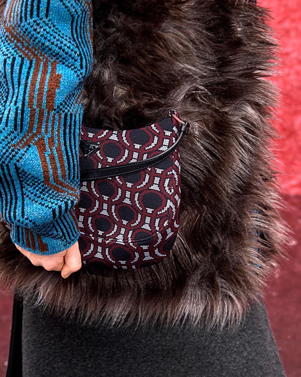 Túi xách, giày và trang sức Prada mùa Thu Đông 2021 có gì mới? 5
