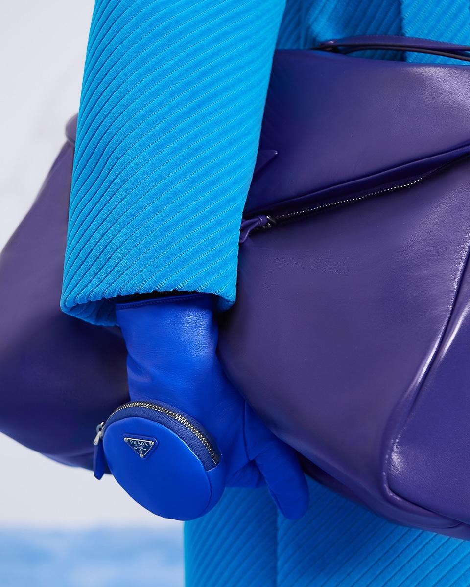 Túi xách, giày và trang sức Prada mùa Thu Đông 2021 có gì mới? 14