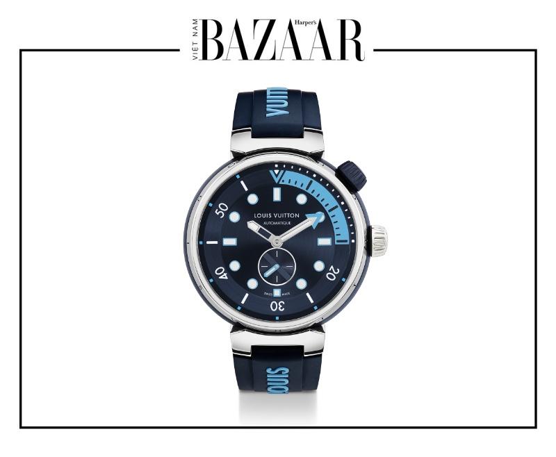 Chiếc đồng hồ lặn từ nhà mốt Pháp 5
