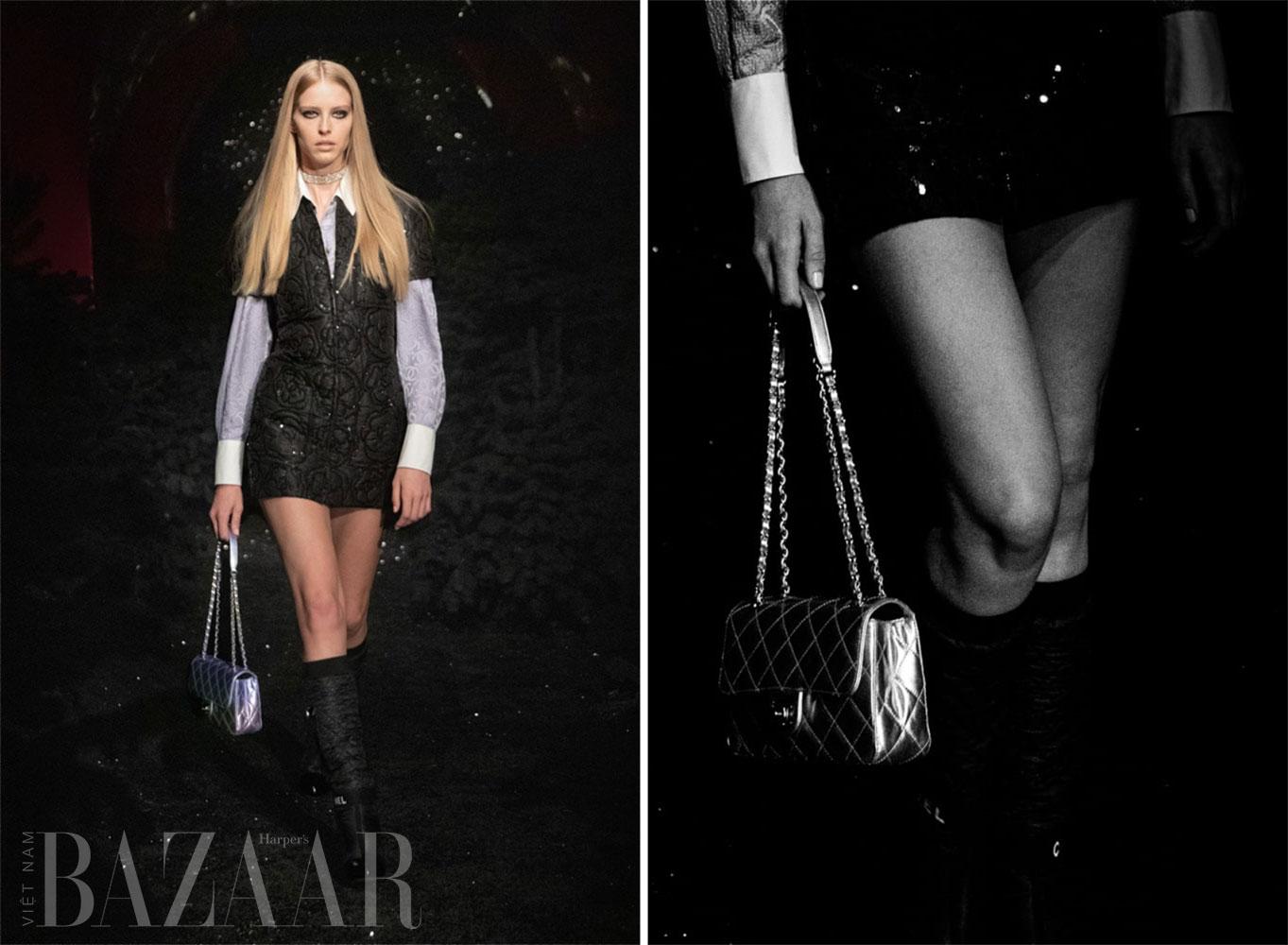 Tất cả các mẫu túi xách Chanel mùa Thu Đông 2021 1