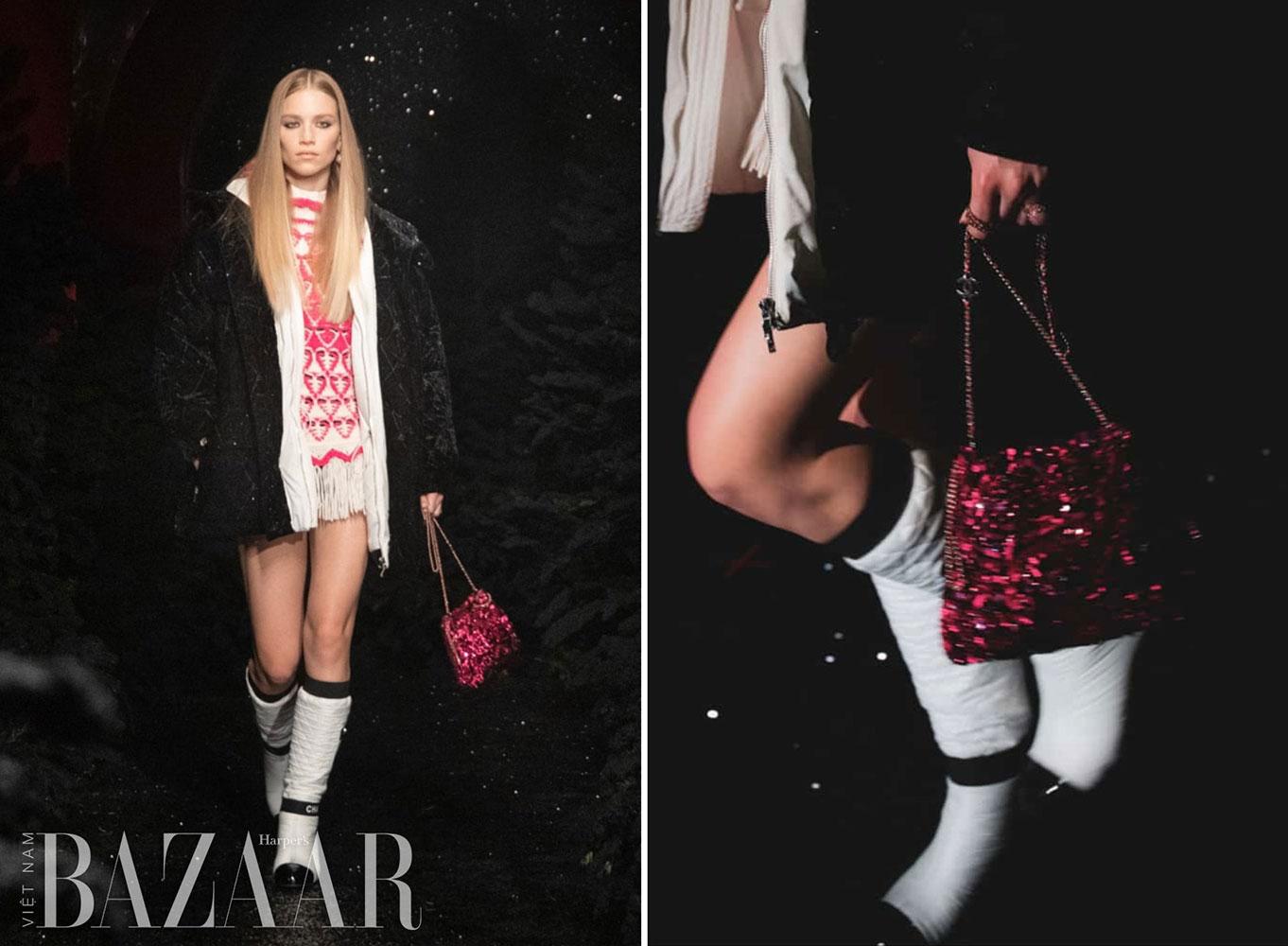 Tất cả các mẫu túi xách Chanel mùa Thu Đông 2021 3