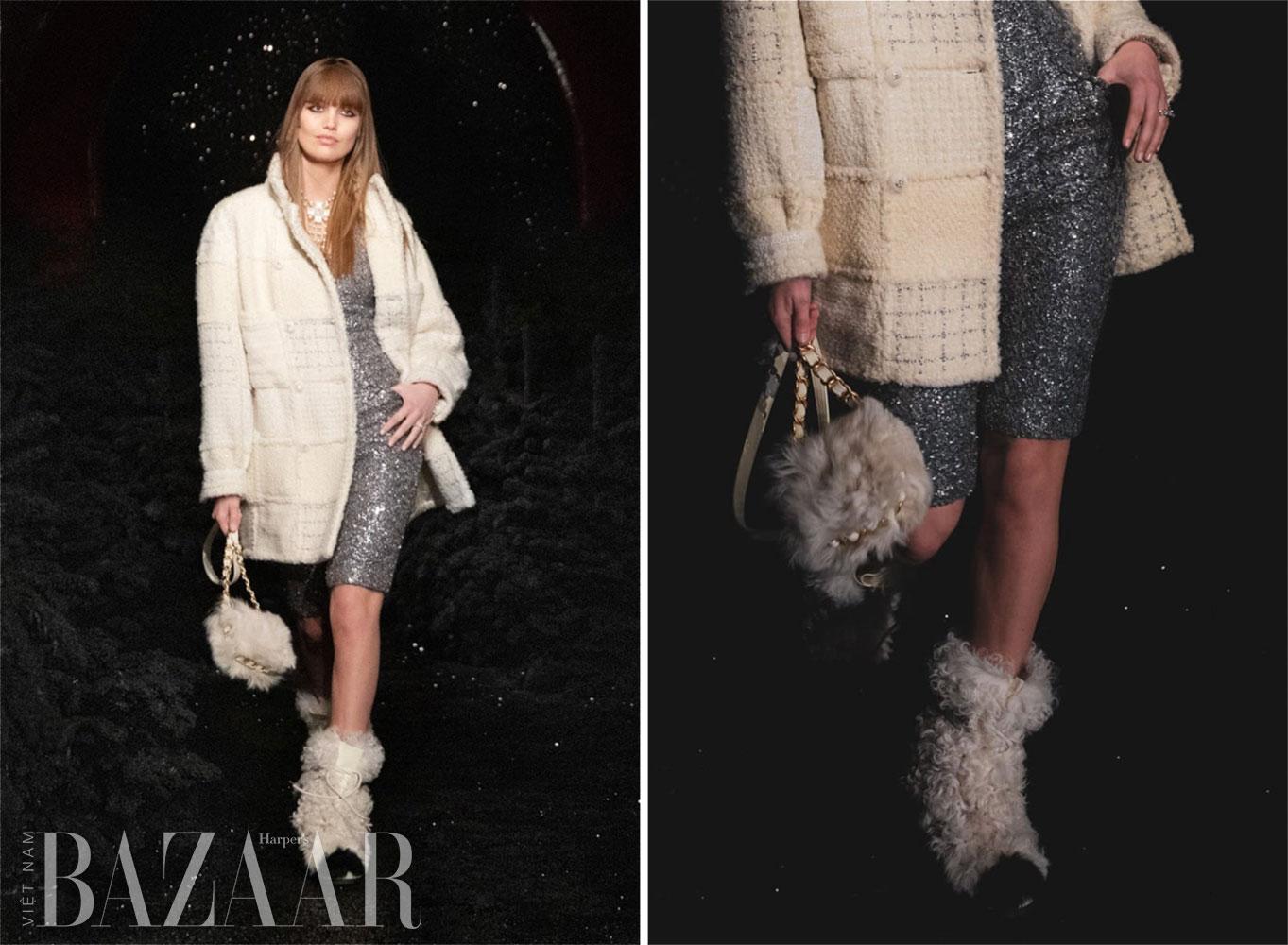 Tất cả các mẫu túi xách Chanel mùa Thu Đông 2021 5