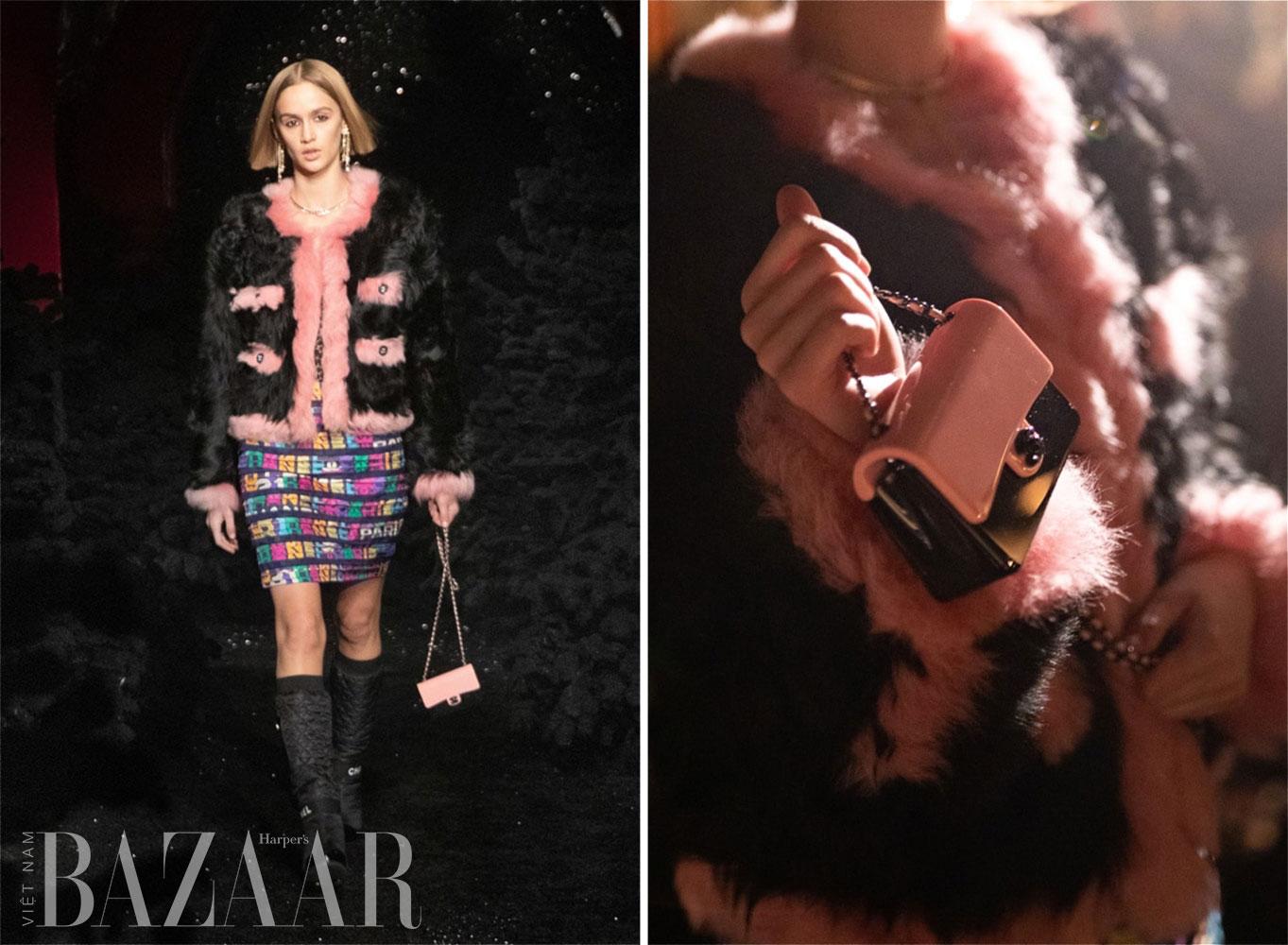 Tất cả các mẫu túi xách Chanel mùa Thu Đông 2021 6