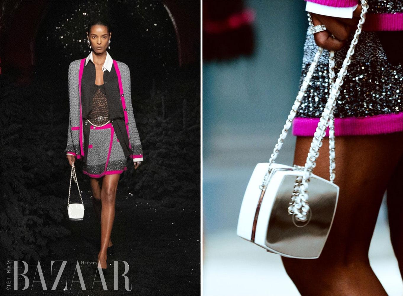 Tất cả các mẫu túi xách Chanel mùa Thu Đông 2021 8