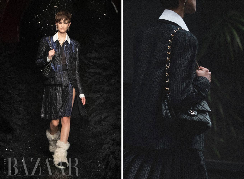 Tất cả các mẫu túi xách Chanel mùa Thu Đông 2021 9