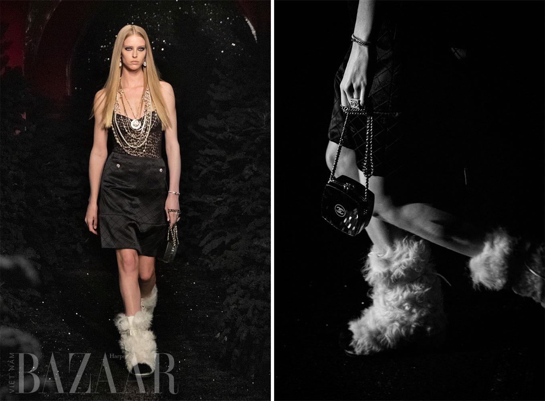 Tất cả các mẫu túi xách Chanel mùa Thu Đông 2021 10