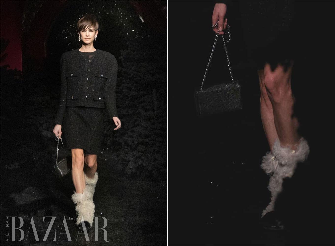 Tất cả các mẫu túi xách Chanel mùa Thu Đông 2021 11