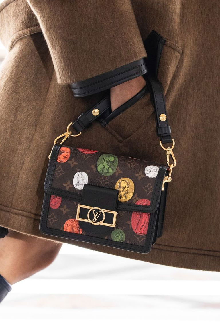 Tất cả các mẫu túi xách Louis Vuitton Thu Đông 2021 1