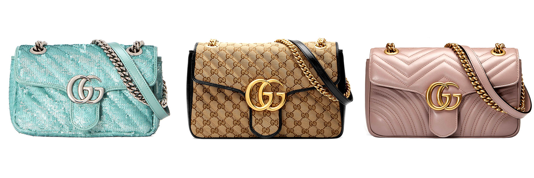 Có nên đầu tư mua túi Gucci GG Marmont? | Review 3