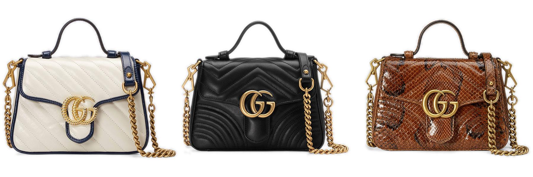 Có nên đầu tư mua túi Gucci GG Marmont? | Review 5
