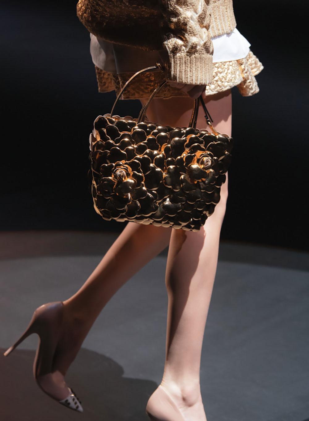 Tất cả các mẫu túi xách của Valentino mùa Thu Đông 2021