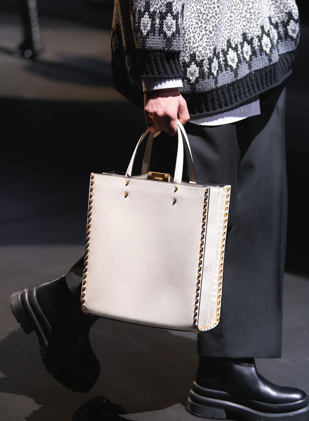 Tất cả các mẫu túi xách Valentino mùa Thu Đông 2021 19