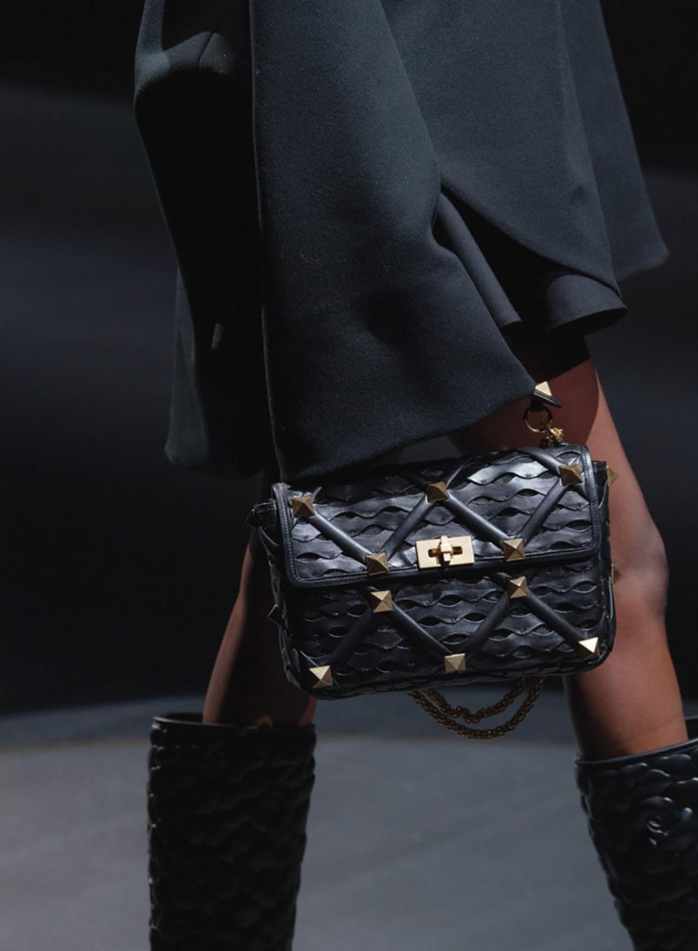 Tất cả các mẫu túi xách Valentino mùa Thu Đông 2021 8