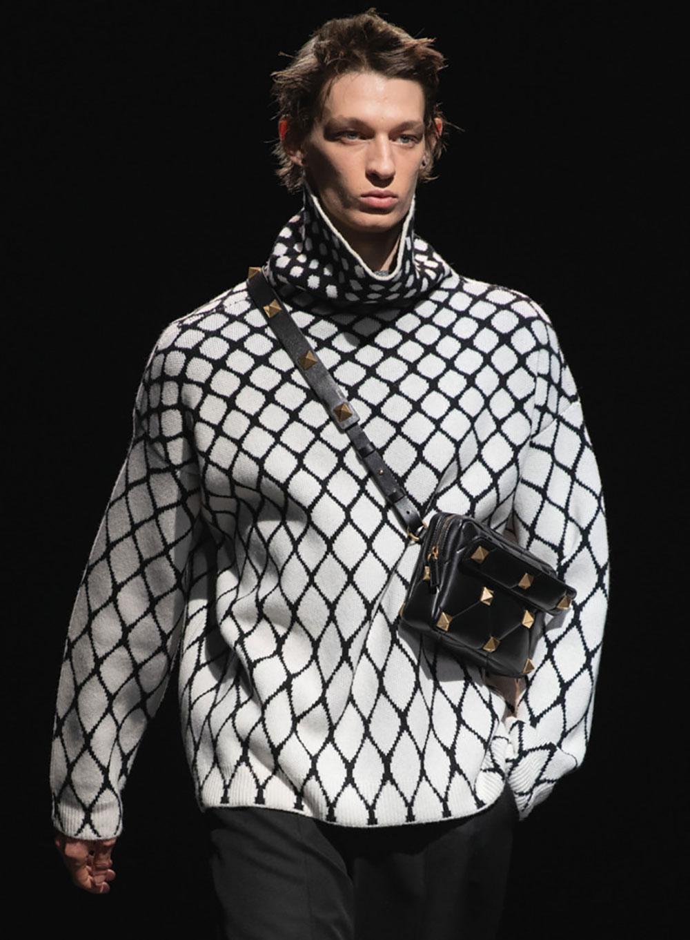 Tất cả các mẫu túi xách Valentino mùa Thu Đông 2021 3
