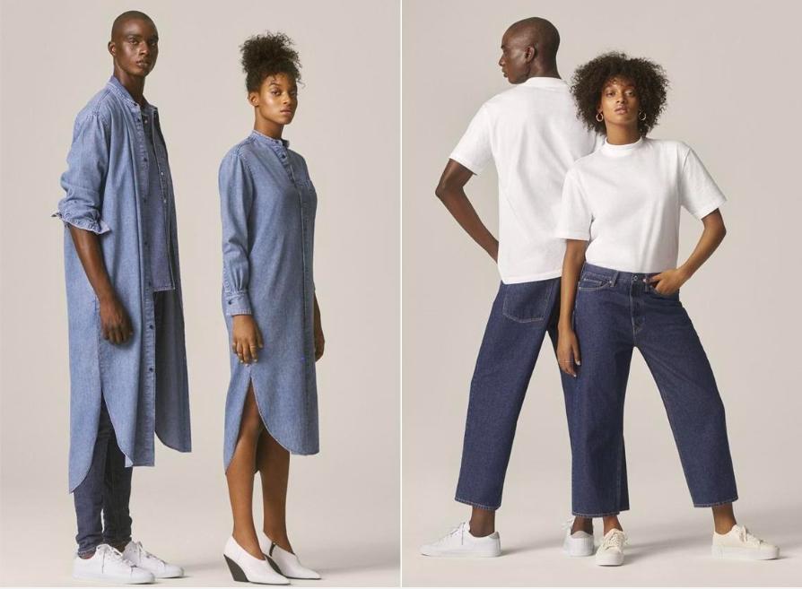 Bộ sưu tập Denim United của H&M năm 2017