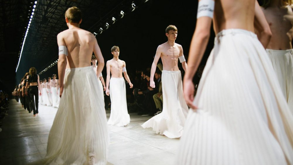 thời trang unisex