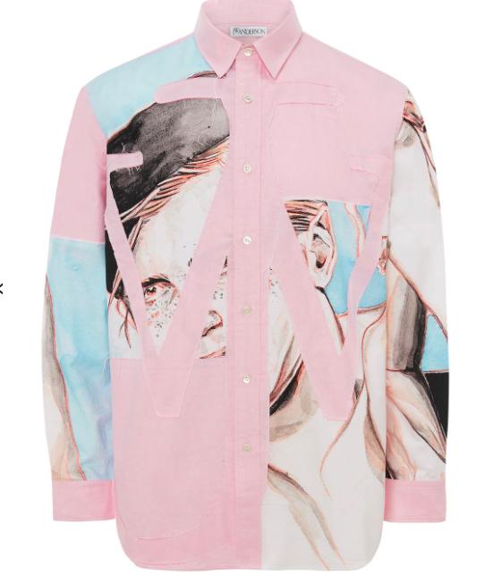 áo sơ mi của JW Anderson