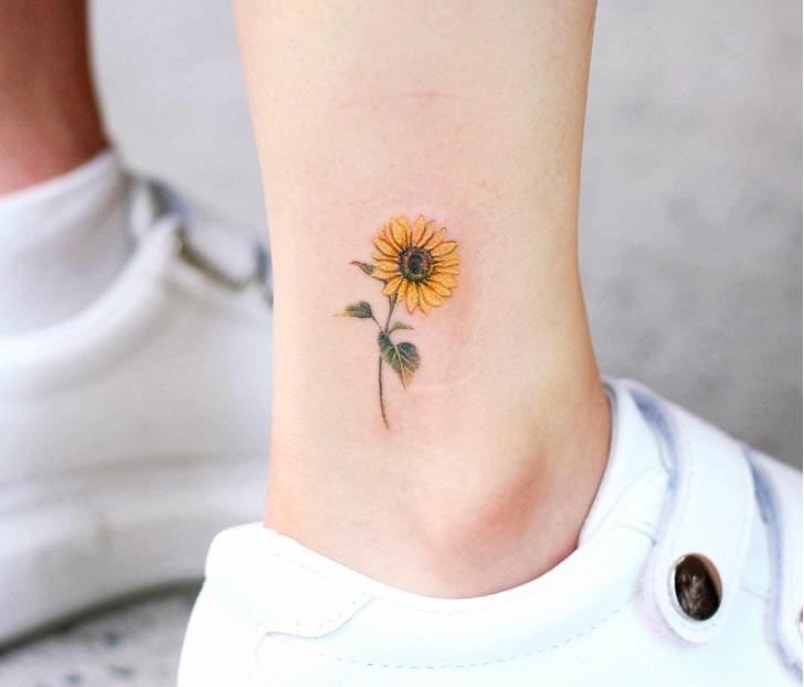 Hoa hướng dương thích hợp với người mệnh Thổ