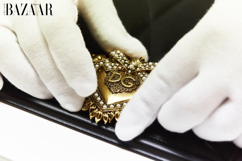 5 điều có thể bạn chưa biết về chiếc túi Devotion của Dolce & Gabbana 1