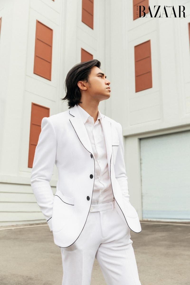 Vẻ điển trai của diễn viên Lê Anh Huy, chàng Thúc Sinh của phim Kiều 5