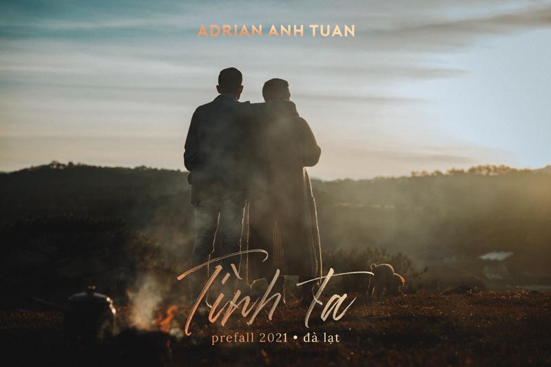 Adrian Anh Tuấn và Sơn Đoàn retro cùng BST Lacoste x Polaroid 3