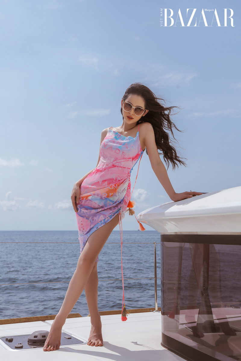Adrian Anh Tuấn gợi ý trang phục đi biển hot cho mùa hè 2021 5