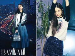 """Bae Suzy: """"Mong một ngày có thể ra mắt túi cùng Dior"""""""