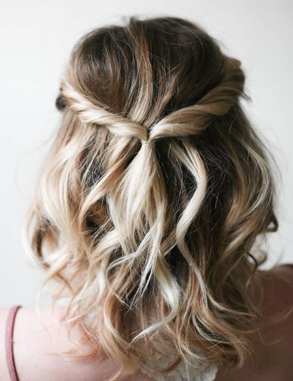 Kiểu tóc xoắn