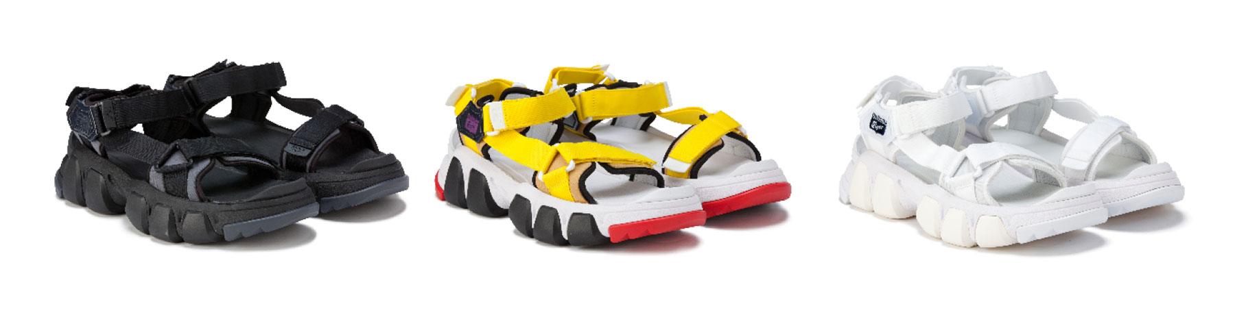 3 mẫu dép sandal Onitsuka Tiger cho người mê phong cách streetwear 2