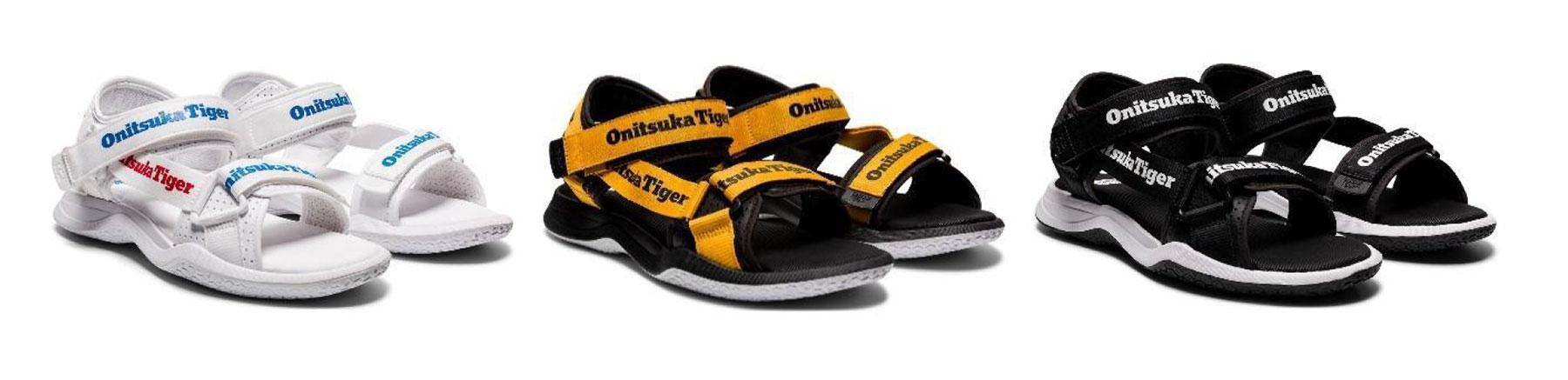 3 mẫu dép sandal Onitsuka Tiger cho người mê phong cách streetwear 5