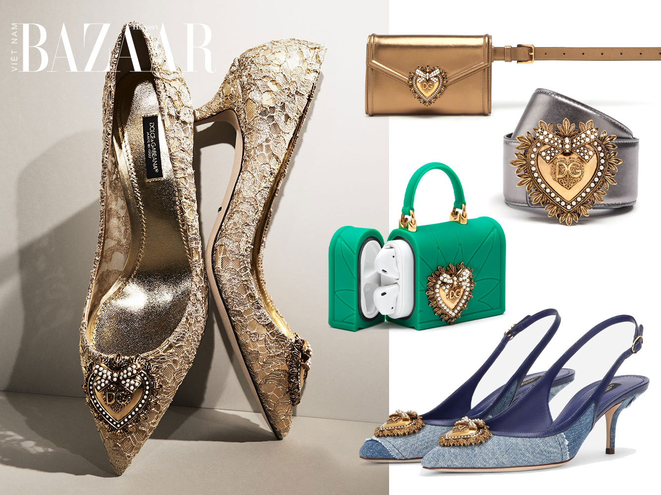 5 điều có thể bạn chưa biết về chiếc túi Devotion của Dolce & Gabbana 3