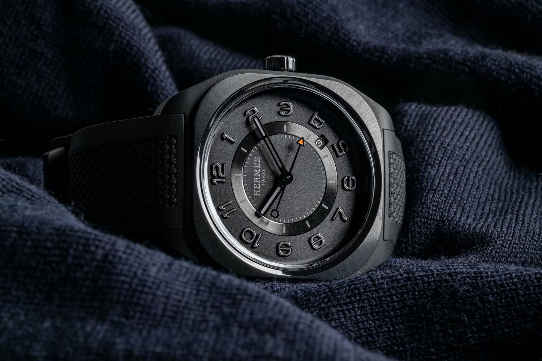 Lần đầu tiên Hermès thiết kế đồng hồ phong cách thể thao 2