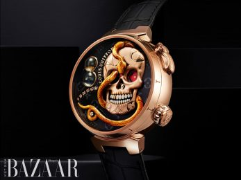 Louis Vuitton khoe tay nghề chế tác đồng hồ đỉnh cao với Tambour Carpe Diem