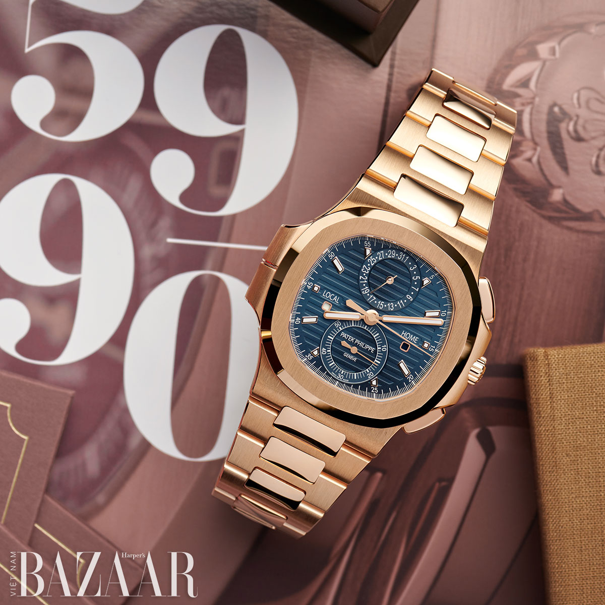 Patek Philippe ra mắt 4 mẫu đồng hồ Nautilus cho 2021 7