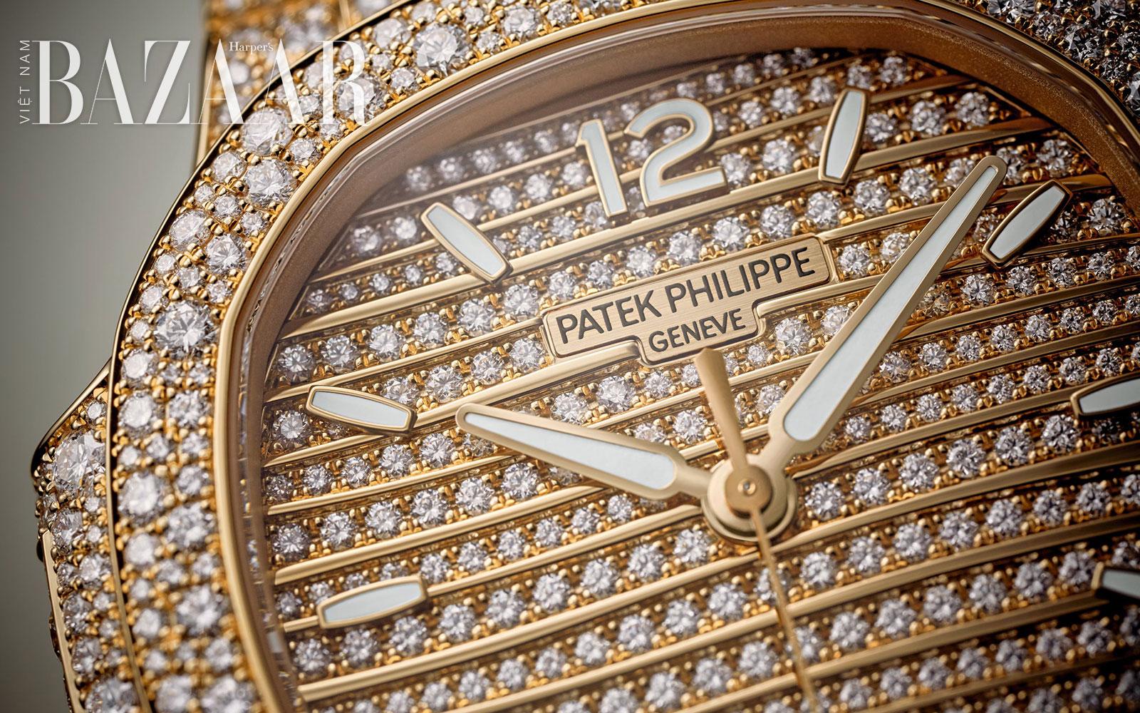 Patek Philippe ra mắt 4 mẫu đồng hồ Nautilus cho 2021 10