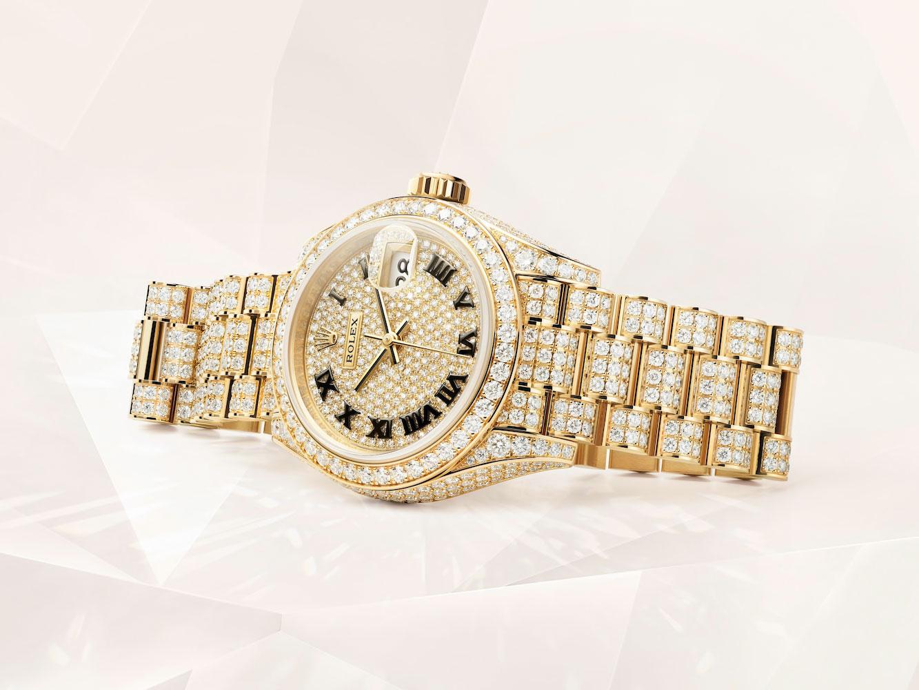 Rolex giới thiệu 16 mẫu đồng hồ mới cho 2021 8