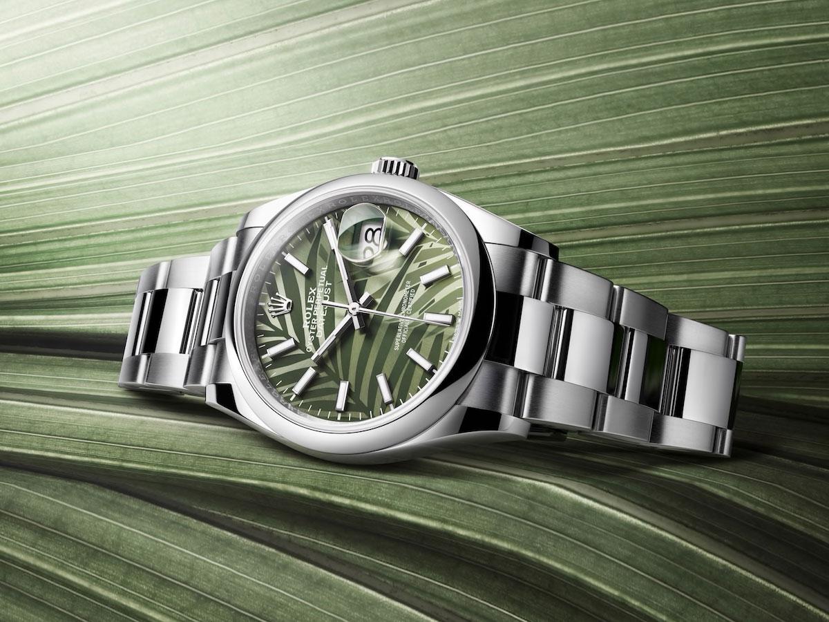 Rolex giới thiệu 16 mẫu đồng hồ mới cho 2021 5