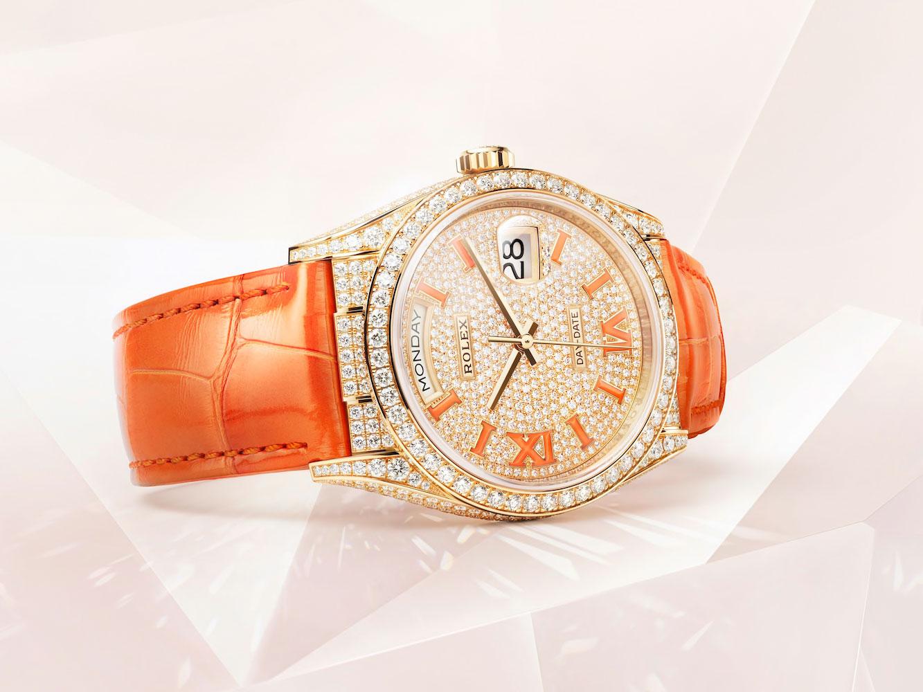 Rolex giới thiệu 16 mẫu đồng hồ mới cho 2021 10