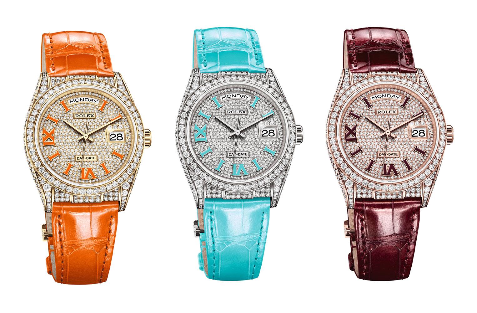 Rolex giới thiệu 16 mẫu đồng hồ mới cho 2021 11